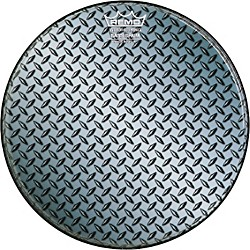Remo Custom Diamond Plate Graphic Bass Drum Head (PA-1020-C1-)