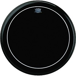 Remo Ebony Pinstripe Tom Head (ES-0612-PS-)