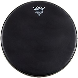 Remo Emperor Ebony Suede Crimplock Marching Bass Drumhead (ES-1814-MP)