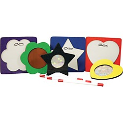 Remo Flower, Star & Heart Sound Shapes (SS-9000-03)