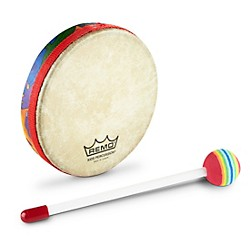 Remo Kid's Percussion Rain Forest Hand Drums (KD-0106-01-)