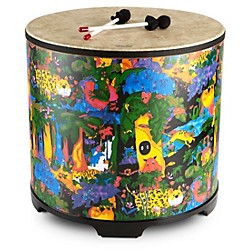 Remo Kid's Percussion Rain forest Gathering Drum (KD-5222-01-)