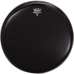 Remo MARCHING BATTER HEAD CRIMPLOCK EMPEROR EBONY (BE-0406-MP-)