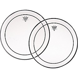 Remo Marching Pinstripe Propack Drumhead Set (PP-0120-PS-)