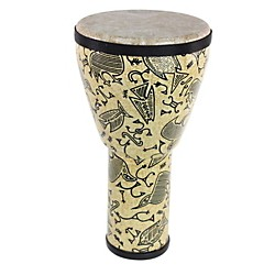 Remo Mini Djembe Fossil Fantasy Fabric (CD-1832-26-DJCST)