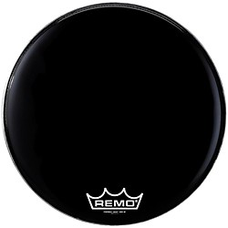 Remo POWERMAX EBONY MARCHING BASS HEAD (PM-1414-MP)