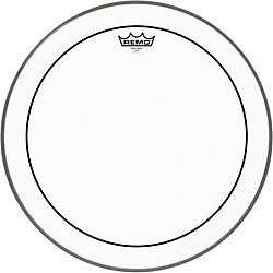 Remo Pinstripe Clear Bass Drum Head (PS-1318-00-)