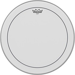 Remo Pinstripe Coated Bass Drumhead (PS-1118-00)