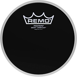 Remo Powermax Ebony Marching Tenor Drumhead (PS-0406-MP)