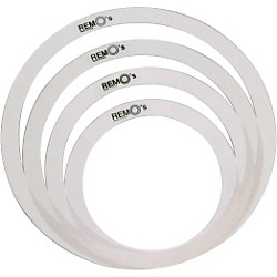 "Remo RemOs Tone Control Rings Pack - 10"", 12"", 14"", 16"" (RO-0246-00-)"