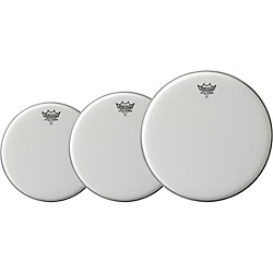 Remo Vintage Emperor Drum Head 3-Pack, 10/12/16 (VE-01114-00 KIT-582345)