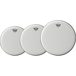 Remo Vintage Emperor Drum Head 3-Pack, 12/13/16 (VE-01114-00 KIT-582343)