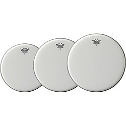 Remo Vintage Emperor Drum Head 3-Pack, 8/10/12 (VE-01114-00 KIT-582346)