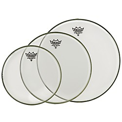 Remo Vintage Emperor Tom Drumhead Pack (Clear) (PP-2060-VE-)