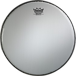 Remo White Max Crimped Smooth White Marching Snare Drum Head (KS-2613-00)