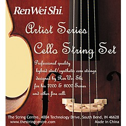 Ren Wei Shi Artist Cello String Set (ARTISTVLCSET)