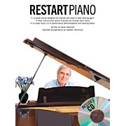 Music Sales Restart Piano Book/CD