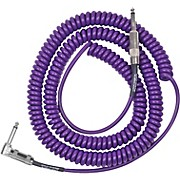 Lava Retro Coil 20 Foot Instrument Cable Straight to Right Angle
