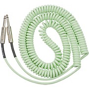 Lava Retro Coil 20-Foot Silent Instrument Cable Straight-Straight Assorted Colors