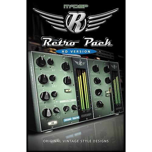 McDSP Retro Pack Software - HD Version-thumbnail