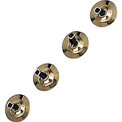 Rhythm Band Brass Cymbals with Knobs (RE784)