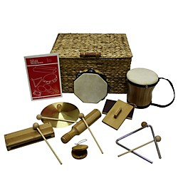Rhythm Band Deluxe 9 Player Rhythm Kit (BK9)