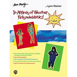 Rhythm Band In All Kinds of Weather, Kids Make Music! (Teacher's Book) (BMR07007)