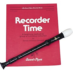 Rhythm Band RBA100 Recorder Time Pack (RBA100)