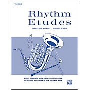 Alfred Rhythm Etudes Trombone