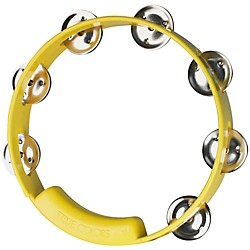 RhythmTech True Colors Tambourine (TC4058)