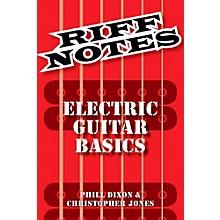 Hal Leonard Riff Notes - Electric Guitar Basics