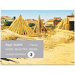 Rigotti Queen Reeds for Soprano Saxophone (QSS35)