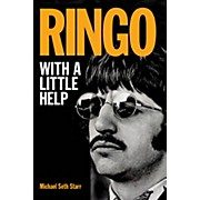 Backbeat Books Ringo (With a Little Help) Book Series Softcover Written by Michael Seth Starr