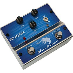 Rivera Blues Shaman Overdrive Guitar Effects Pedal (BL SHMN)