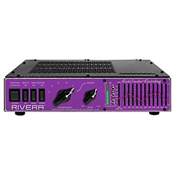 Rivera RockCrusher Recording Power Attenuator / Load Box / Speaker Emulator (RockcrusherREC)