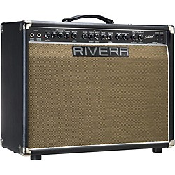 Rivera Sedona 55W 1x12 Acoustic-Electric Tube Combo Amp (SED 55 BAL 112 BLK)