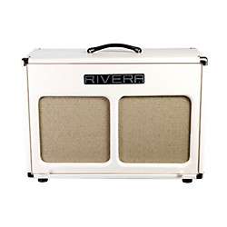 Rivera Venus 212 Extension Cabinet with Vintage 30's (VNS 212 EXT CAB WHT V-30)