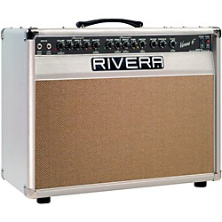 Rivera Venus 6 1x12 Guitar Tube Combo Amplifier (VNS6 112 BLK)
