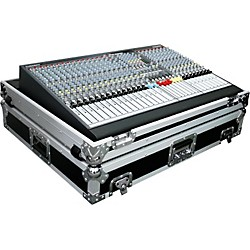 Road Ready Case for Allen & Heath GL2400 424 Mixer with Wheels (RRGL2400424W)