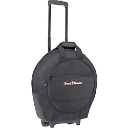 Road Runner Cymbal Bag with Wheels (RRCYMBW-100)