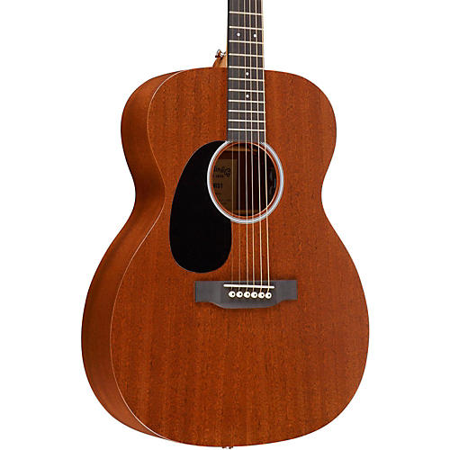 Martin Road Series 000RS1 Auditorium Left-Handed Acoustic-Electric Guitar Natural-thumbnail