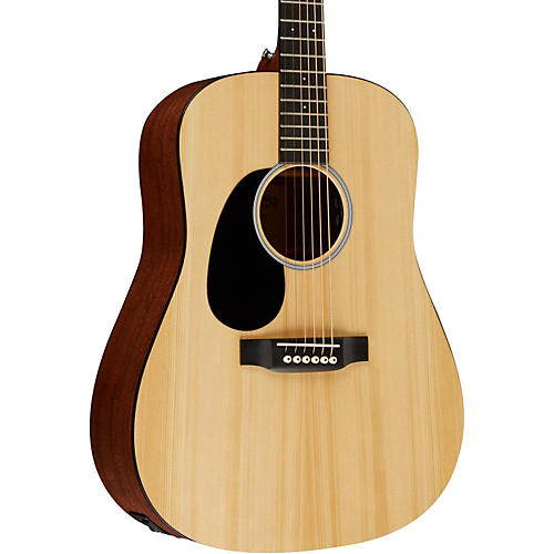 Martin Road Series 2015 DRSGT Left-Handed Dreadnought Acoustic-Electric Guitar-thumbnail