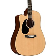 Martin Road Series Custom DCRSGT Dreadnought Left-Handed Acoustic-Electric Guitar