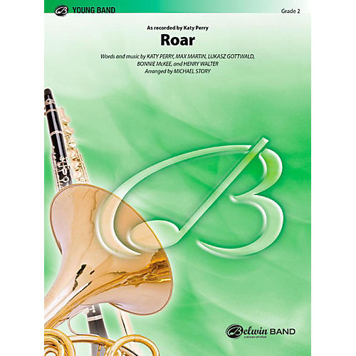 Alfred Roar Concert Band Level 2 Set-thumbnail