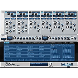 Rob Papen Blue FM Synthesis Virtual Synth (TSPAPEN102SN)