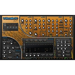 Rob Papen Sub Boom Bass Virtual Synth Software Download (TSPAPEN105SN)