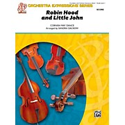 Alfred Robin Hood and Little John String Orchestra Grade 1 Set