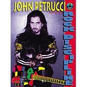 Alfred Rock Discipline by John Petrucci Book/CD