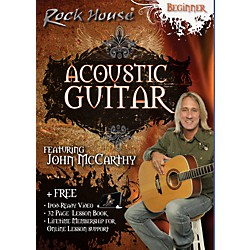 Rock House Acoustic Guitar Beginner DVD (14041353)
