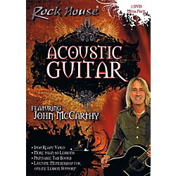 Rock House Acoustic Guitar DVD Mega Pack 2-DVD Set (125594)